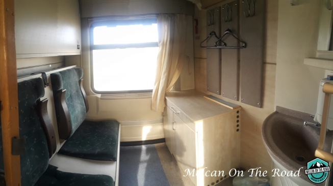 bisikletle tren yolculuğu yataklı vagon