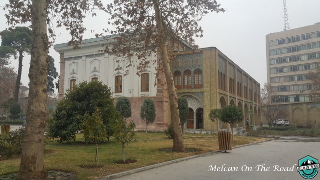 golestan-palace tehran travel guide