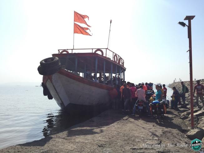 Hindistan'ın feribotları