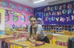 Tayland'ta İngilizce Öğretmeni teaching english in Thailand