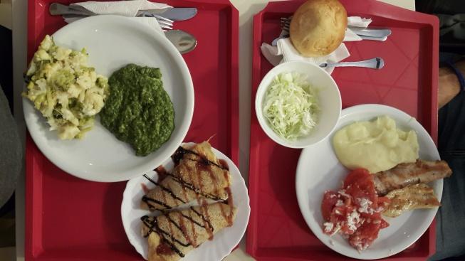 belgrad gezi rehberi yemekler