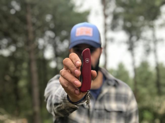 vegan outdoor equipments