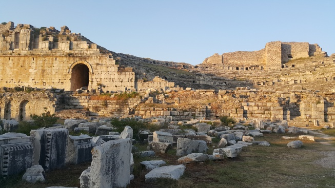 Didim'de Gezilecek Tarihi Yerler