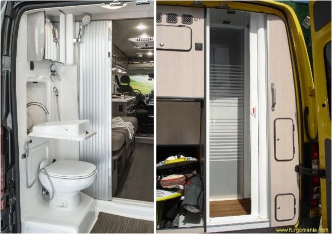 karavan dizaynı tuvaletler