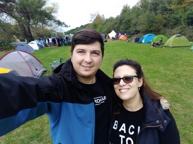 ilk defa kamp