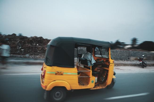 Hindistan'da otostop çekilir mi