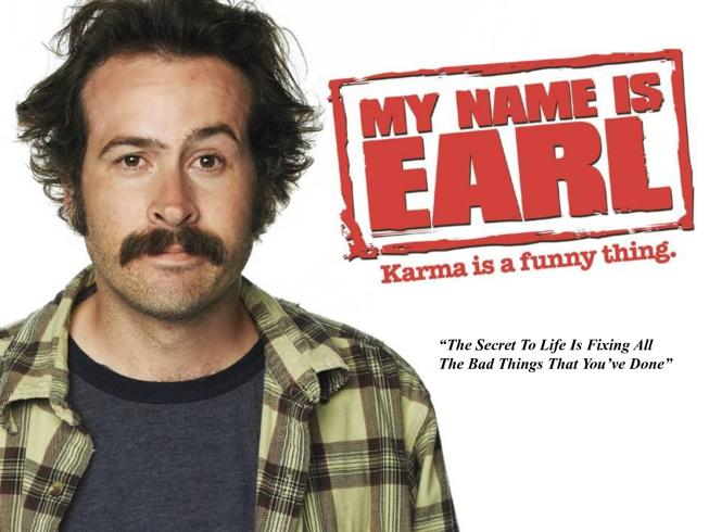 en komik diziler my name is earl