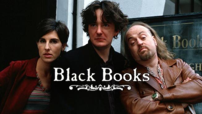 en komik diziler black books
