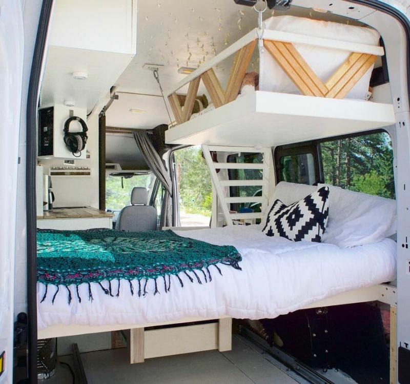 karavan yatak modelleri ranza