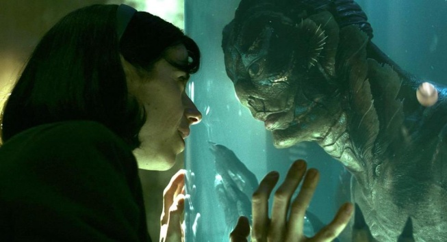 The Shape Of Water filmi