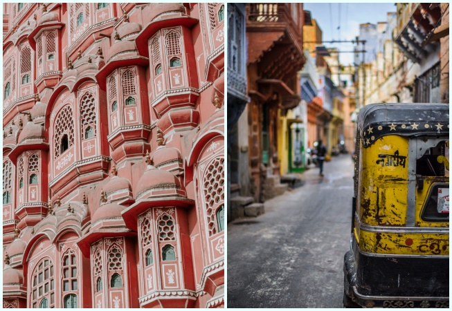 Best India Routes for Short Trips