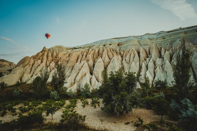 Kapadokya'da Görülecek Yerler