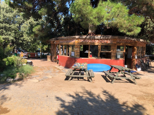 agora camping ground