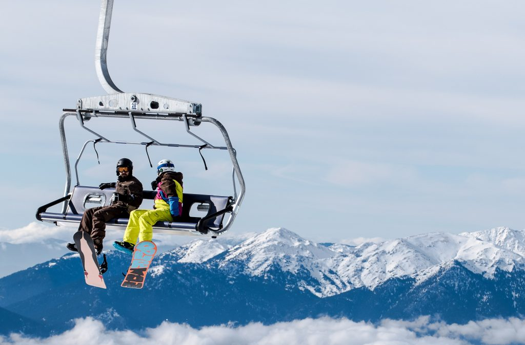 best ski destinations in Turkey