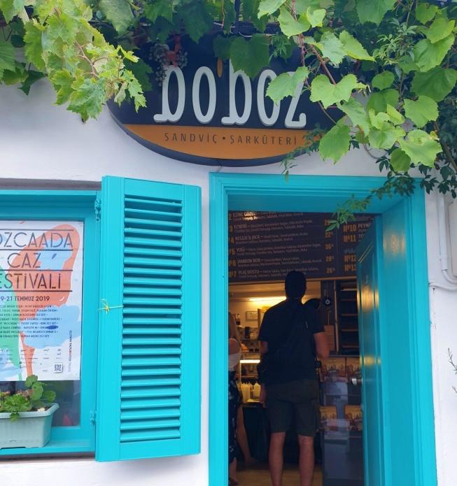 Vegan options in Bozcaada
