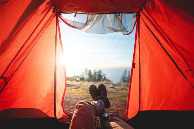 Places to Camp in Istanbul
