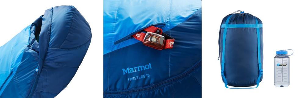 Marmot Trestles 15 Uyku Tulumu