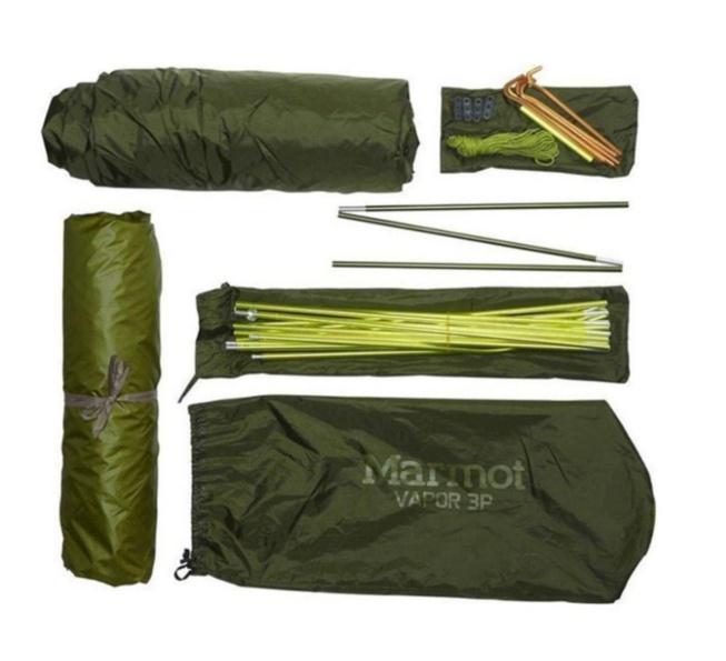marmot vapor çadır incelemesi