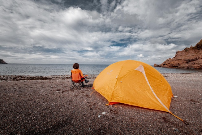 Çavuşağzı Plajı Kamp Alanı